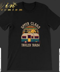Funny Camping Upper class trailer trash vintage sunset shirt 1 1 247x296 - Funny Camping Upper class trailer trash vintage sunset shirt