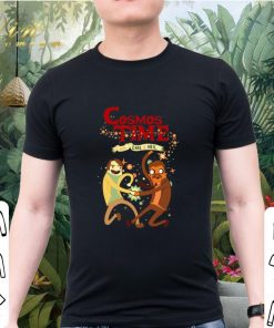 Funny Cosmos time with Carl Neil shirt 2 2 1 247x296 - Funny Cosmos time with Carl & Neil shirt