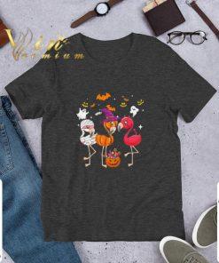 Funny Flamingos happy halloween shirt 1 1 247x296 - Funny Flamingos happy halloween shirt
