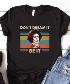 Funny Frank N Furter don t dream it be it vintage shirt 1 1 247x296 - Funny Frank N Furter don't dream it be it vintage shirt