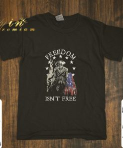 Funny Freedom isn t free American flag shirt 1 1 247x296 - Funny Freedom isn't free American flag shirt