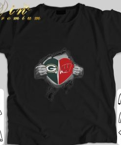 Funny Green Bay Packers inside my heart Wisconsin Badgers shirt 1 1 247x296 - Funny Green Bay Packers inside my heart Wisconsin Badgers shirt