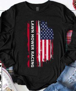 Funny Lawn Mower Racing American Flag shirt 1 1 247x296 - Funny Lawn Mower Racing American Flag shirt