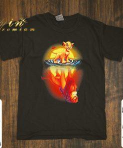 Funny Lion King Mufasa In Simba s Reflection shirt 1 1 247x296 - Funny Lion King Mufasa In Simba's Reflection shirt
