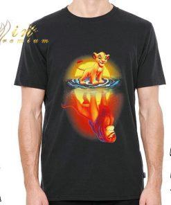 Funny Lion King Mufasa In Simba s Reflection shirt 2 1 247x296 - Funny Lion King Mufasa In Simba's Reflection shirt