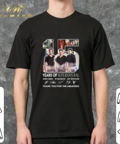 Hot 15 years of Supernatural 2005 2020 15 seasons signatures 327 ep shirt 2 1 247x296 - Hot 15 years of Supernatural 2005-2020 15 seasons signatures 327 ep shirt