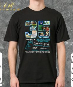 Hot 35 Years Of Studio Ghibli 1985 2020 Thank You For The Memories shirt 2 2 1 247x296 - Hot 35 Years Of Studio Ghibli 1985-2020 Thank You For The Memories shirt