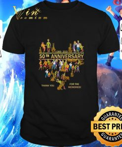 Hot 50th anniversary Scooby Doo 1969 2019 thank you for the memories shirt 1 1 247x296 - Hot 50th anniversary Scooby-Doo 1969-2019 thank you for the memories shirt