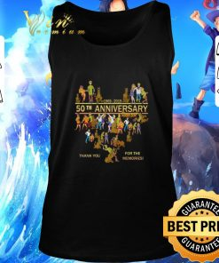 Hot 50th anniversary Scooby Doo 1969 2019 thank you for the memories shirt 2 1 247x296 - Hot 50th anniversary Scooby-Doo 1969-2019 thank you for the memories shirt