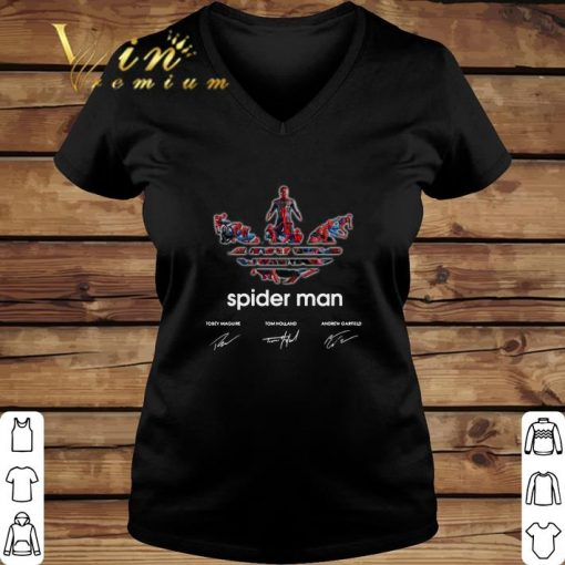 Hot Adidas Spider Man Tobey Maguire Tom Holland Andrew Garfield shirt 2 1 510x510 - Hot Adidas Spider Man Tobey Maguire Tom Holland Andrew Garfield shirt