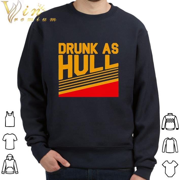Hot Brett Hull Drunk As Hull shirt