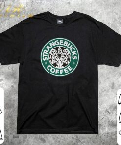 Hot Demogorgon Strangebucks coffee Stranger Things shirt 1 1 247x296 - Hot Demogorgon Strangebucks coffee Stranger Things shirt