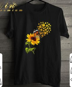 Hot Dog paw sunflower and butterfly shirt 1 1 247x296 - Hot Dog paw sunflower and butterfly shirt