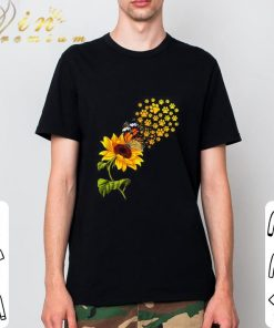 Hot Dog paw sunflower and butterfly shirt 2 1 247x296 - Hot Dog paw sunflower and butterfly shirt