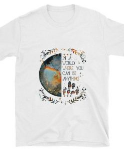Hot Earth In a world where you can be anything Deaf Pride shirt 1 1 247x296 - Hot Earth In a world where you can be anything Deaf Pride shirt