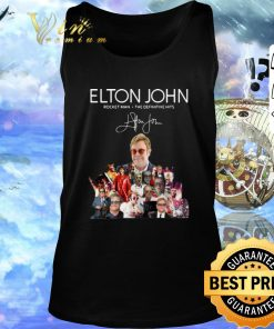 Hot Elton John Rocket Man the definitive hits signature shirt 2 1 247x296 - Hot Elton John Rocket Man the definitive hits signature shirt