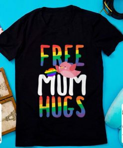 Hot Free Mum Hugs LGBT Gay Pride Rainbow Bird Flag shirt 1 1 247x296 - Hot Free Mum Hugs LGBT Gay Pride Rainbow Bird Flag shirt