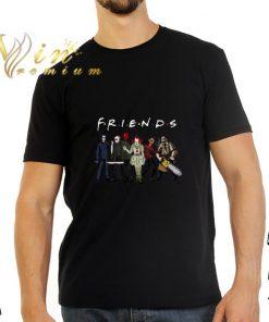 Hot Horror Characters Friends shirt 2 1 247x296 - Hot Horror Characters Friends shirt