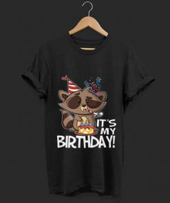 Hot It s My Birthday Party Raccoon shirt 1 2 1 247x296 - Hot It's My Birthday Party Raccoon shirt