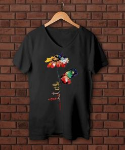 Hot Let It Be Colorful Flower And Butterfly shirt 1 1 247x296 - Hot Let It Be Colorful Flower And Butterfly shirt