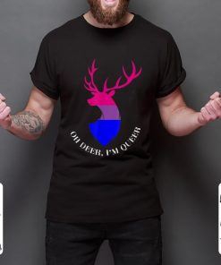 Hot Oh Deer I m Queer LGBT Bisexual Pride 2 1 247x296 - Hot Oh Deer I'm Queer LGBT Bisexual Pride