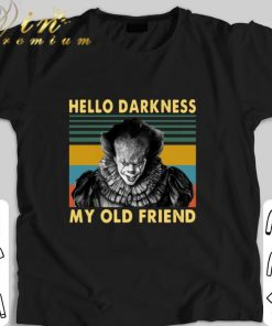 Hot Pennywise hello darkness my old friend vintage shirt 1 1 247x296 - Hot Pennywise hello darkness my old friend vintage shirt