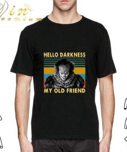 Hot Pennywise hello darkness my old friend vintage shirt 2 1 247x296 - Hot Pennywise hello darkness my old friend vintage shirt