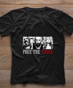Hot Rob Zombie free the three shirt 1 1 247x296 - Hot Rob Zombie free the three shirt
