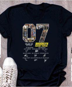 Hot Signature 7 Years Brooklyn Nine Nine Years Of 2013 2020 shirt 2 1 247x296 - Hot Signature 7 Years Brooklyn Nine Nine Years Of 2013 - 2020 shirt