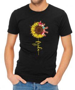 Hot Sunflower Frida Kahlo shirt 2 1 247x296 - Hot Sunflower Frida Kahlo shirt