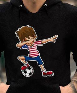 Hot Usa Jersey Dabbing Soccer Boy shirt 2 1 247x296 - Hot Usa Jersey Dabbing Soccer Boy shirt