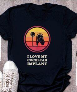 Hot Vintage Hearing Loss Awareness I Love Cochlear Implant shirt 1 1 247x296 - Hot Vintage Hearing Loss Awareness I Love Cochlear Implant shirt