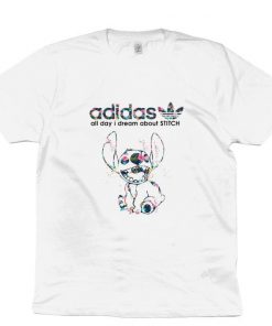 Hot adidas all day I dream about Stitch shirt 1 1 247x296 - Hot adidas all day I dream about Stitch shirt
