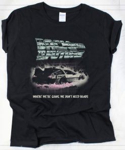 Nice Back To The Future Where We re Going We Don t Need Roads shirt 2 1 247x296 - Nice Back To The Future Where We're Going We Don't Need Roads shirt