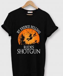 Nice French Bulldog Rides Shotgun Dog Lover Halloween Party Gift shirt 1 1 247x296 - Nice French Bulldog Rides Shotgun Dog Lover Halloween Party Gift shirt