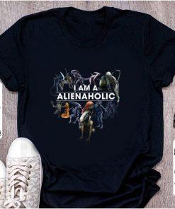 Nice I Am A Alien Aholic shirt 2 1 247x296 - Nice I Am A Alien Aholic shirt