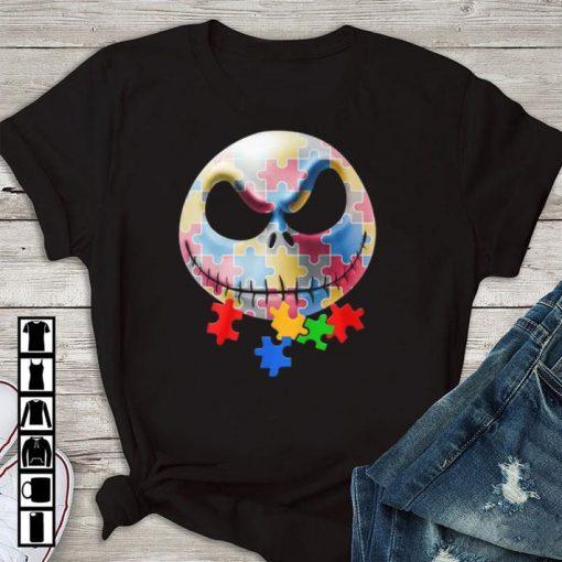 Nice Jack Skellington Autism Awareness shirt 1 1 510x510 - Nice Jack Skellington Autism Awareness shirt
