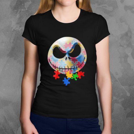 Nice Jack Skellington Autism Awareness shirt 3 1 510x510 - Nice Jack Skellington Autism Awareness shirt