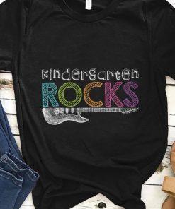 Nice Kindergarten Rocks With Guitar Electric shirt 1 1 247x296 - Nice Kindergarten Rocks With Guitar Electric shirt