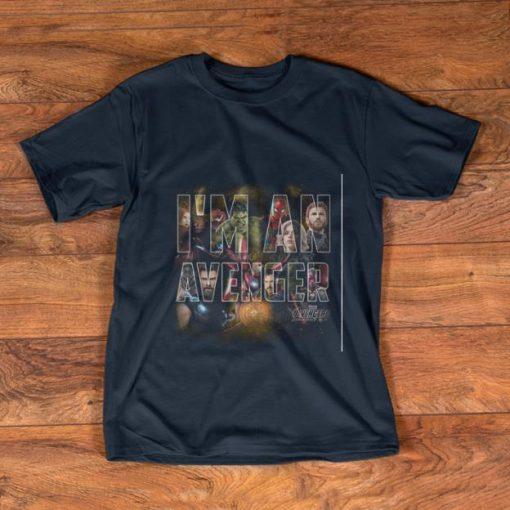Nice Marvel Avengers Infinity War I Am An Avenger shirt 1 1 510x510 - Nice Marvel Avengers Infinity War I Am An Avenger shirt
