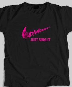 Nice Nike Pink just sing it shirt 1 1 247x296 - Nice Nike Pink just sing it shirt