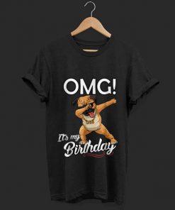 Nice OMG It s My Birthday Pug Dab Dance shirt 1 1 247x296 - Nice OMG It's My Birthday Pug Dab Dance shirt