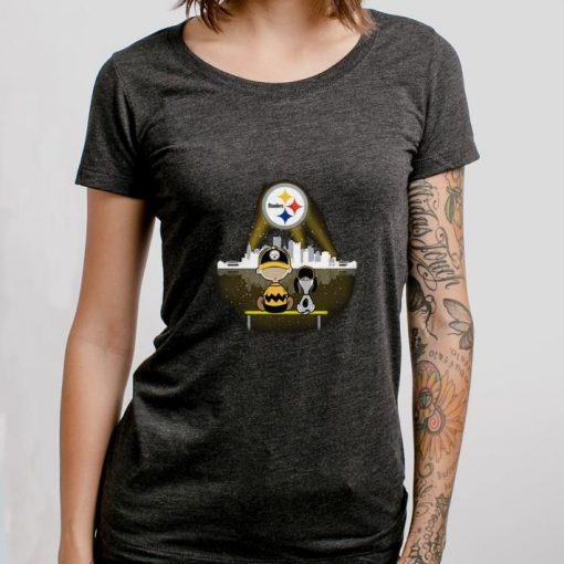 Nice Snoopy and Charlie Brown Pittsburgh Steelers shirt 3 1 510x510 - Nice Snoopy and Charlie Brown Pittsburgh Steelers shirt
