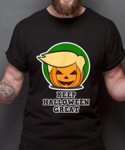 Nice Trumpkin Keep Halloween Great Pumpkin Trump shirt 2 1 247x296 - Nice Trumpkin - Keep Halloween Great - Pumpkin Trump shirt