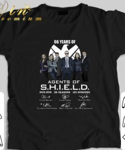 Official 06 years of Agents Of SHIELD 2013 2019 06 seasons signatures shirt 1 1 247x296 - Official 06 years of Agents Of SHIELD 2013-2019 06 seasons signatures shirt