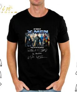 Official 20 years of X Men thank you for the memories signatures shirt 2 1 247x296 - Official 20 years of X-Men thank you for the memories signatures shirt