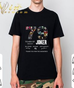 Official 79 Years of Joker 1940 2019 signatures shirt 2 1 247x296 - Official 79 Years of Joker 1940-2019 signatures shirt