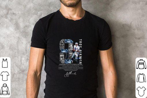 Official 8 Troy Aikman Quarterback Dallas Cowboys 1989 2000 signature shirt 2 1 510x340 - Official 8 Troy Aikman Quarterback Dallas Cowboys 1989-2000 signature shirt