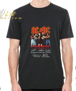 Official ACDC 47th anniversary 1973 2020 signatures shirt 2 1 247x296 - Official ACDC 47th anniversary 1973-2020 signatures shirt