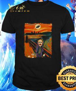 Official Bat signal Batman Joker Scream Cross Stitch Pattern shirt 1 1 247x296 - Official Bat-signal Batman Joker Scream Cross Stitch Pattern shirt
